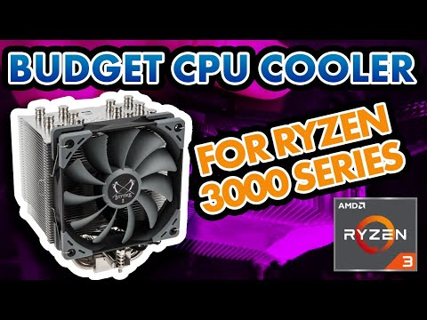 Best Budget cooler for Ryzen 3000? Mugen 5 Rev.B by Scythe