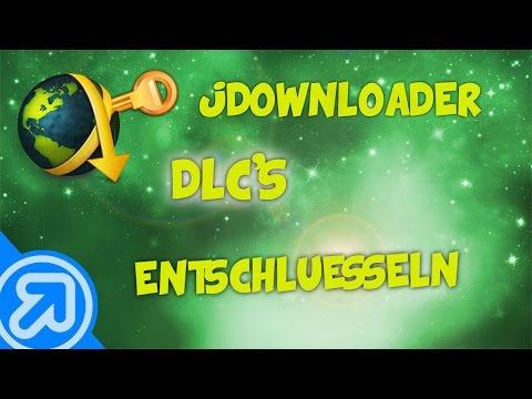Decrypt.it: JDownloader DLC Links Auslesen (ohne JDownloader) [Tutorial] [Deutsch/German]
