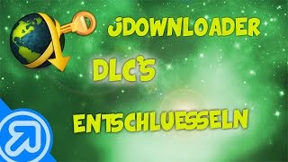 Decrypt.it: JDownloader DLC Links auslesen (ohne JDownloader) [Tutorial] [Deutsch/German]