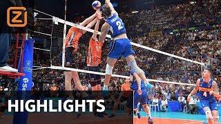 Samenvatting WK Volleybal: Italië - Nederland