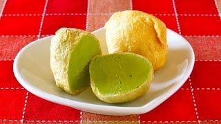 2-Ingredient Ice Cream Puffs | OCHIKERON | Create Eat Happy :) thumbnail