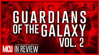 Guardians of the Galaxy Vol. 2 - Every Marvel Movie Reviewed & Ranked thumbnail
