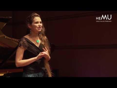 Midi-concert : Duo chant-piano avec Hélène Walter et Lucas Buclin