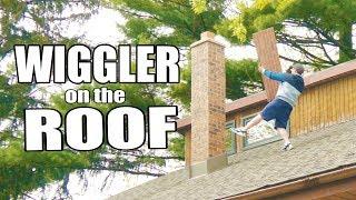 ODD JOBS (Episode #1) -Wiggler on the Roof-