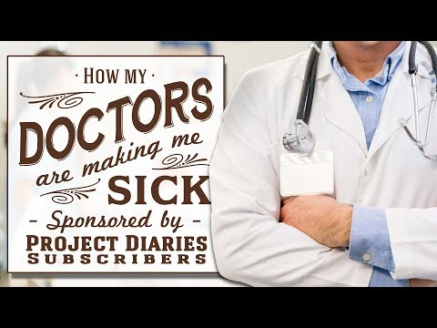 ★ How my Doctors are making me Sick (Prescription Drugs, Side Effects, NHS Cuts & Waiting Lists)