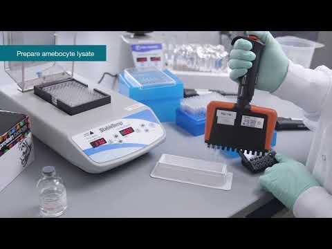 How To Use Video For Pierce Chromogenic Endotoxin Quant Kit