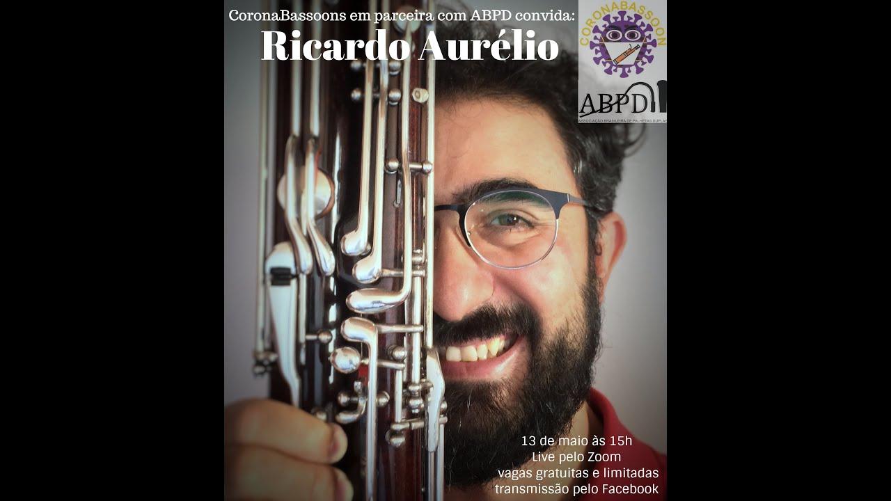 Live com o professor Ricardo Aurélio