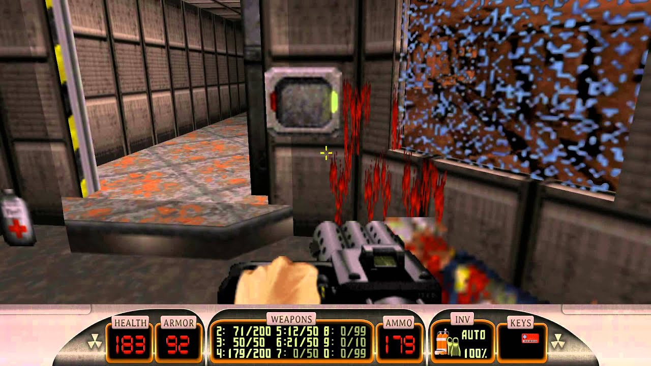 Duke nukem 3d megaton edition walkthrough gameplay part for 3d house walkthrough