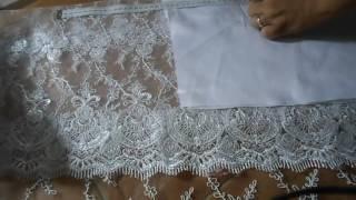 Como fazer um vestido de noiva do incio ao fim  (Faa voc mesmo)