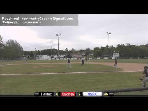 NSSBL on Community One: Halifax vs Sydney 06/14/14