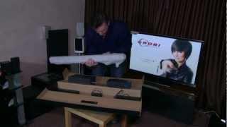 Vorstellung der SONOS PLAYBAR - endlich bester Klang und mehr auch für Ihren Flachbildfernseher