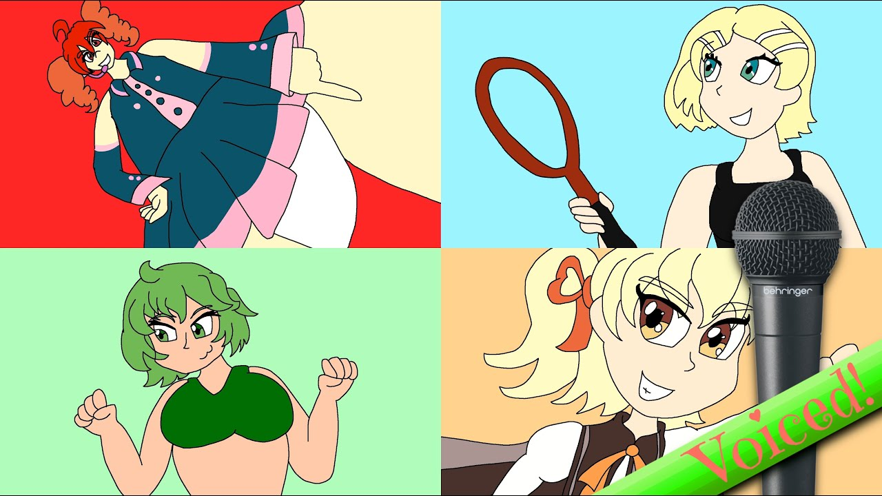 Anime Girl Growth [sizebox] giantess growth - 7000 sub special! growth wand [voiced]
