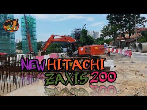 #HITACHI_zaxxis_200  EXCAVATOR