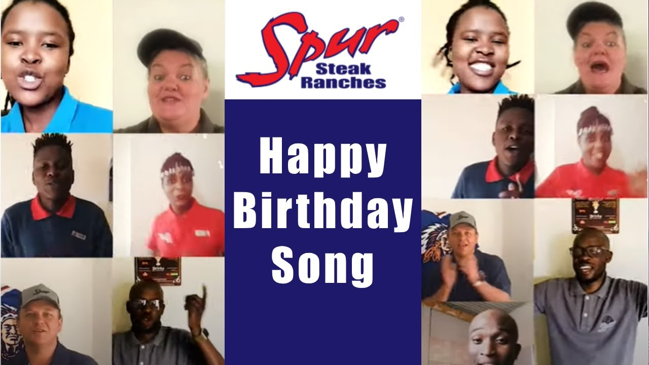 Spur Birthday | Spur Song
