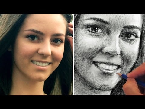 how-to-draw-a-pretty-face---portrait-sketch