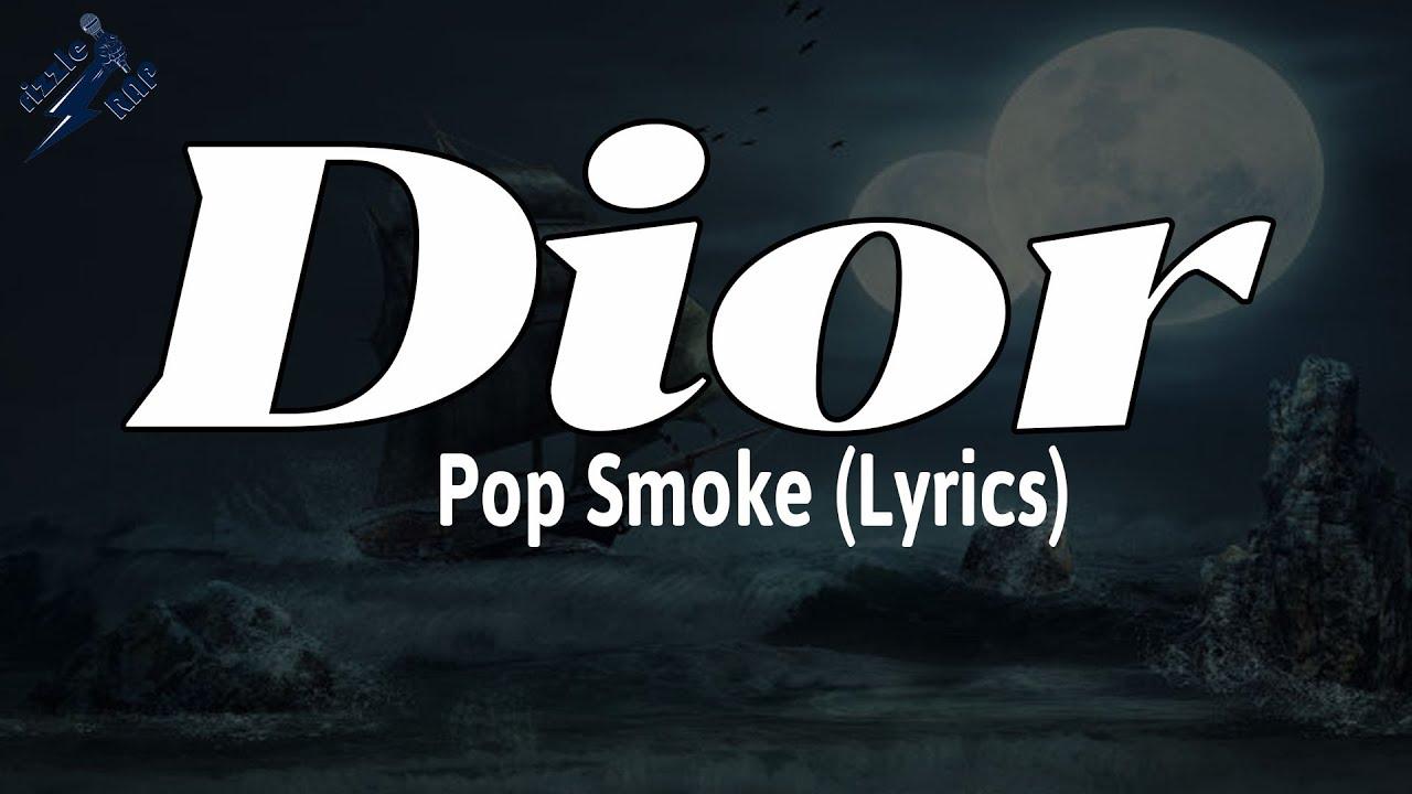 Download Dior - Pop Smoke (Lyrics)   rizzleRap