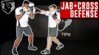 5 Ways to Defend the Jab Cross