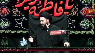 العلماء يفخرون بالحجاب الكامل لنساء القطيف ,حجاب السيدة زينب ع أمانة في أعناقهم - السيد محمد القصاب