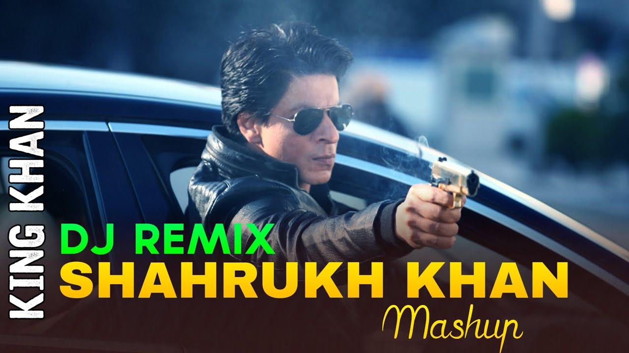 Shahrukh Khan Mashup Dj Remix 2020 | King K | SRK Mashup | Shah Rukh Khan Songs | DJ Dalal | DJ Deba
