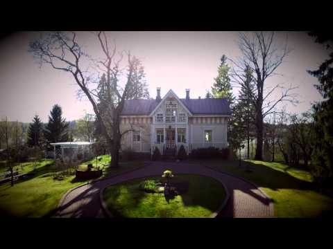 Phantom 3 aerial movie -  Salo, Finland.