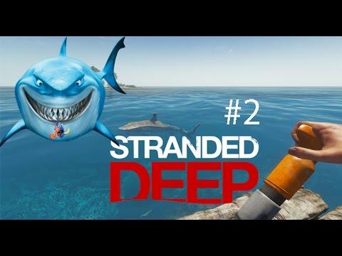 Sobrevivendo na selva com Bear grylls - Stranded deep #2 ...