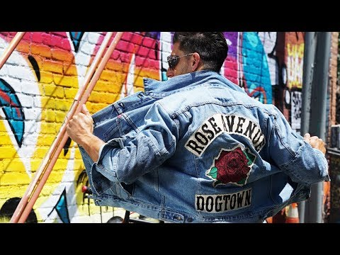 Creating A Jacket With Levi's