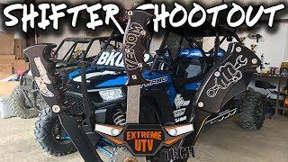 RZR GATED SHIFTER SHOOTOUT - Extreme UTV Tech