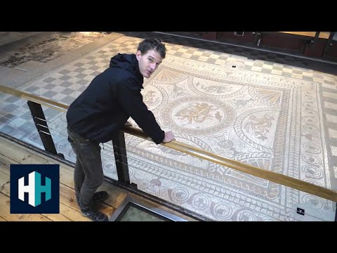 The Mysteries Of Fishbourne Palace