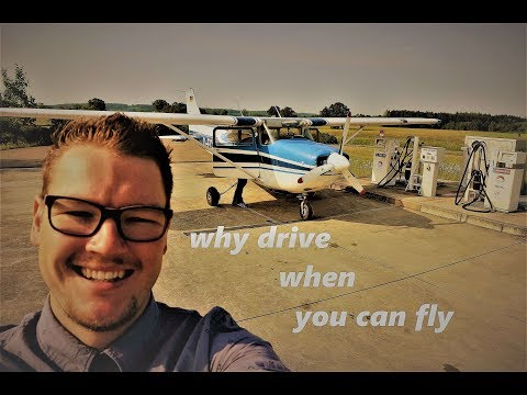 WHY DRIVE WHEN YOU CAN FLY!!! Stuttgart & back
