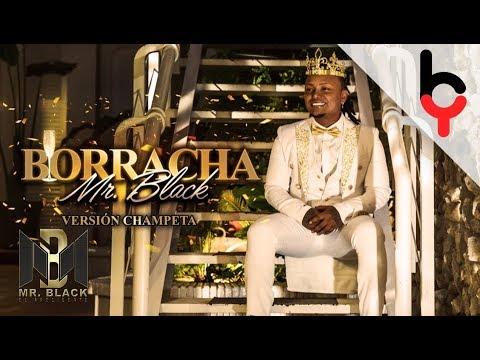Borracha - Mr Black (Audio)