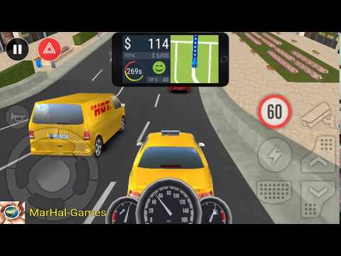 Taxi Game 2 - Android Game - Full HD Quality