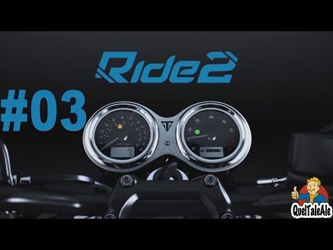 Ride 2 - Gameplay ITA - Let's Play #03 - Campionato 125 a due tempi [170pp]