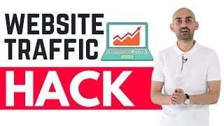 One (Simple) Hack to Get More Website Traffic FAST