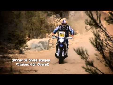 2014 Yamaha Factory Racing Dakar Film