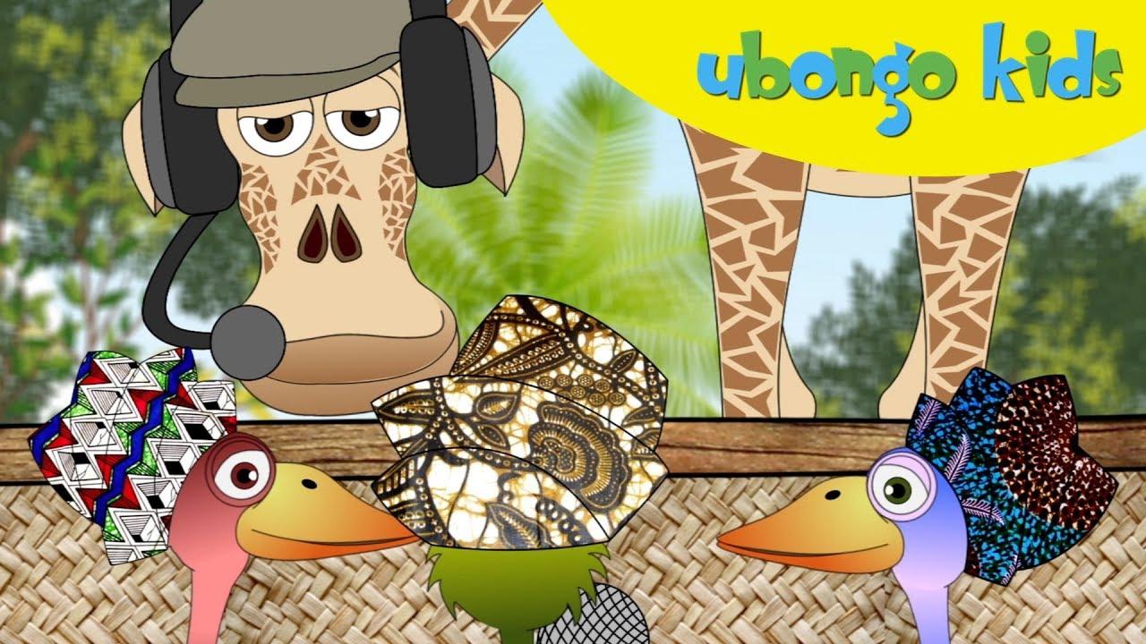 Learn Swahili with Ubongo Kids! - Educational songs in English and Kiswahili