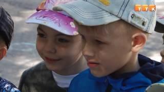 Дети учат друг друга принципам экологии(Сотрудники школы-интерната для детей с ограниченными способностями в развитии уже не в первый раз приходят..., 2016-06-05T15:56:11.000Z)