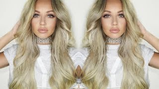MY HAIR EXTENSIONS | MICROBEADS WITH BEAUTY WORKS | Lucy Jessica Carter
