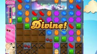 candy crush saga level -1410  (No Booster)