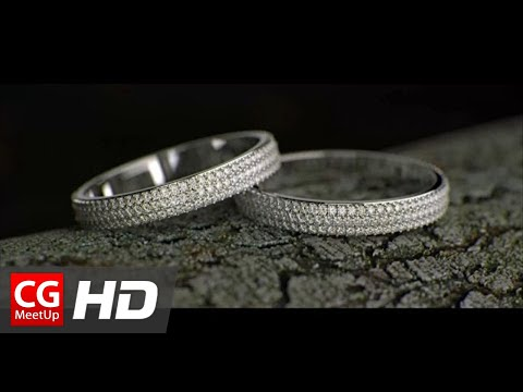 "CGI 3D Tutorial HD ""Jewelery or Product Shot Lighting in Maxwell for C4D"" by Curse Studio - Part I"