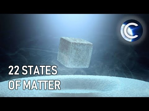 22 States of Matter