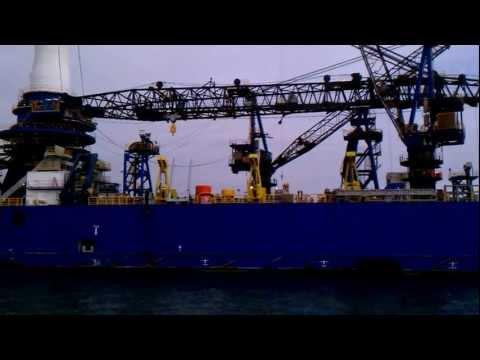 Vessel IMO 9463815 Global 1200  Port of Pensacola