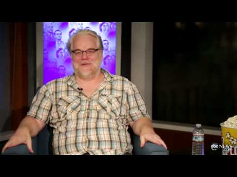 Philip Seymour Hoffman Admits to Being a Little Nutty