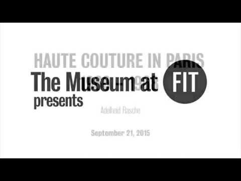 Fashion Culture | Haute Couture in Paris 1960-1968