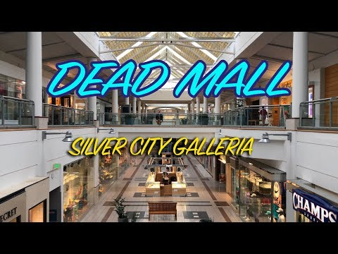 DEAD MALL - SILVER CITY GALLERIA - MASS PROBLEMS