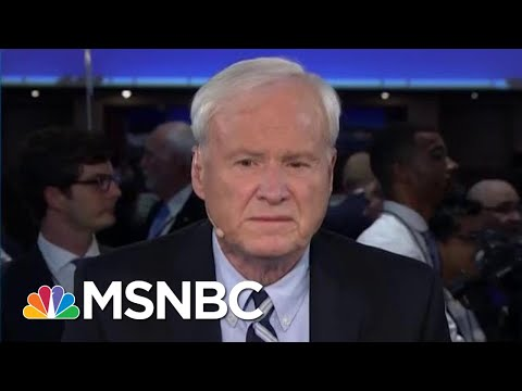 Chris Matthews: The Winner Of Night One? Joe Biden | Hardball | MSNBC