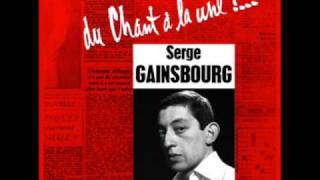Serge Gainsbourg Ronsard 58
