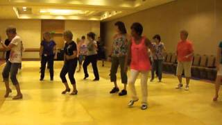 Are You Ready? Line Dance (taught at Fun In The Sun 2011 (Orlando)