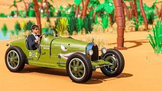 รถที่เก่าที่สุด (Bugatti Type 35 C Forza Horizon 4)