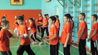 Модуль Волейбол урок по новому 5 класс. Мелитополь.