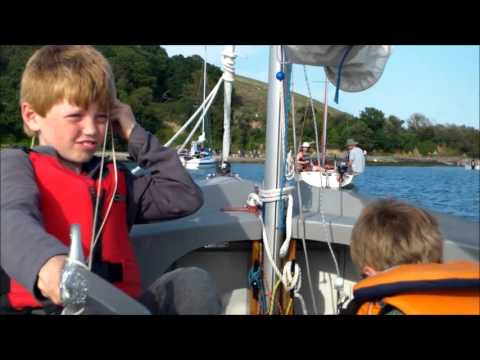 Exploring the River Fal